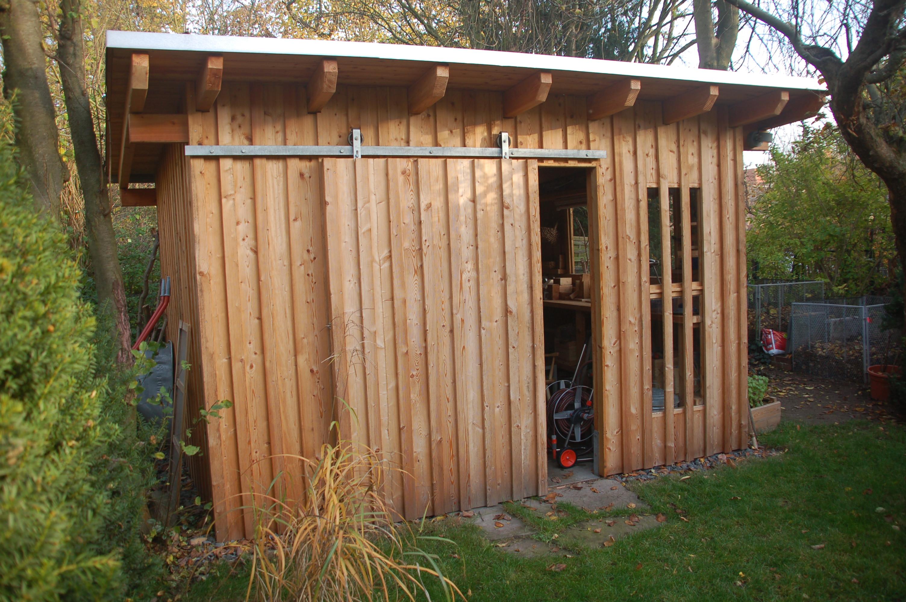 Gartenhaus Boden Smartstore